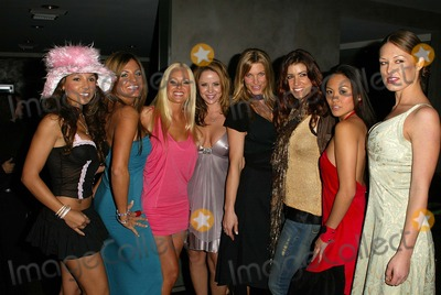Nikki Zeno Photo - Nikki Zeno Bridgetta Tomarchio Katie Lohmann Mishel Thorpe Linda Overheu Corinne Saffell Sheena Mariano and Jai Marino at the Winter LA Celebrity Charity Event to honor Sound Art and Black Sheep Private Residence West Hollywood CA 12-05-04