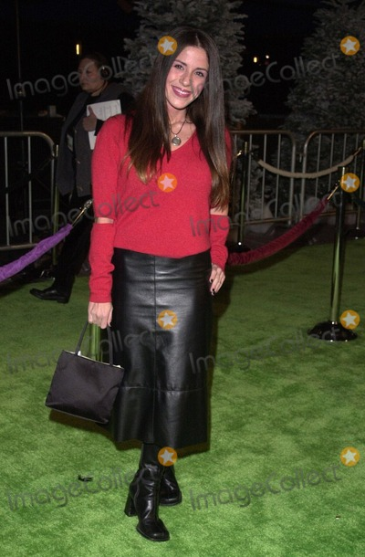 The Grinch Photo -  Soleil Moon Frye at the premiere of Universals Dr Seuss How The Grinch Stole Christmas at Universal Studios 11-08-00