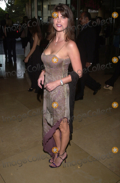 Amber Elias Photo -  AMBER ELIAS at the 5th Annual Hollywood Film Festival Beverly Hilton Hotel 08-06-01
