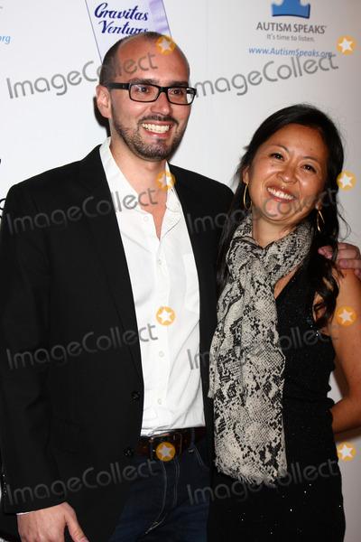Alonso Mayo Photo - Alonso Mayo Nina Leidersdorffat The Story Of Luke Los Angeles Premiere Music Hall Theater Beverly Hills CA 04-02-13