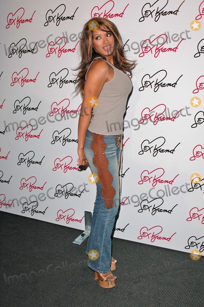 Krista Allen Photo - Traci Bingham at the Launch Party for Krista Allen Clothing Line Koi West Hollywood CA 12-06-04
