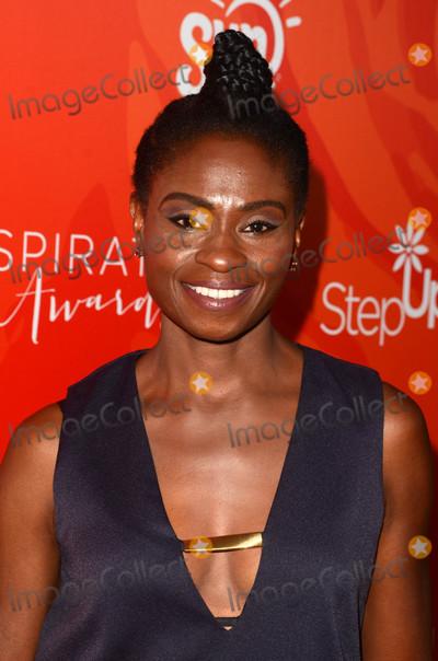 Adina Porter Photo - Adina Porterat the Step Up Inspiration Awards Beverly Hilton Beverly Hills CA 05-20-16