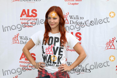 Amy Paffrath Photo - Amy Paffrathat the ALS Association Golden West Chapter Los Angeles County Walk To Defeat ALS Exposition Park Los Angeles CA 10-16-16