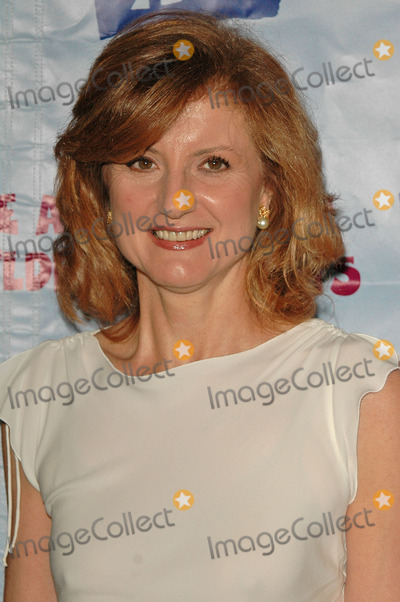 Ariana Huffington Photo - Ariana Huffington at the Alliance for Childrens Rights 11th Annual Dinner  Awards at the Beverly Hilton Hotel Beverly Hills CA 12-09-04