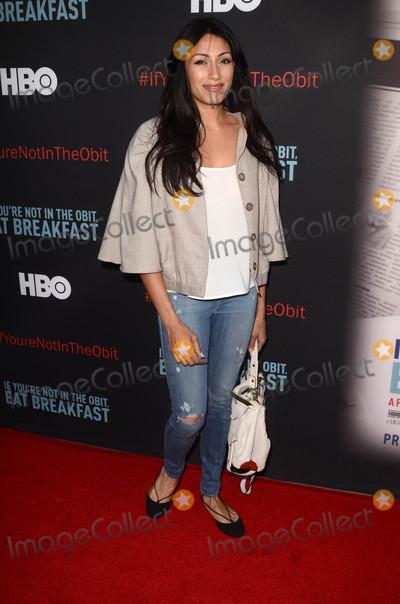 Tehmina Sunny Photo - Tehmina Sunnyat the If Youre Not In The Obit Eat Breakfast Premiere Samuel Goldwyn Theater Beverly Hills CA 05-17-17