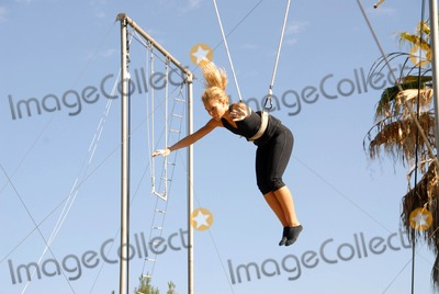 Ashley Marriott Photo - Ashley Marriottat Kerri Kasems Birthday party held at the  Flying Gaona Brothers Trapeze School  Woodland Hills CA 07-11-10