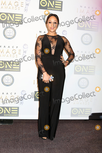Tamera Mowry Photo - Tamera Mowry-Housleyat the Non-Televisied 48th NAACP Image Awards Pasadena Conference Center Pasadena CA 02-10-17