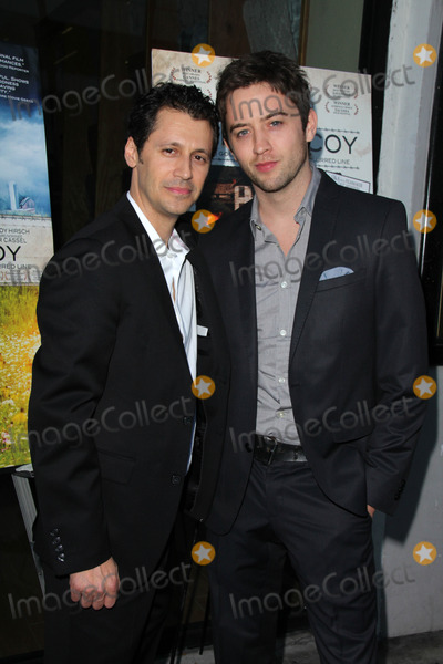 Andy Hirsch Photo - Andy Hirsch Johnny Pacarat the Fort McCoy Premiere Music Hall Theater Beverly Hills CA 08-15-14