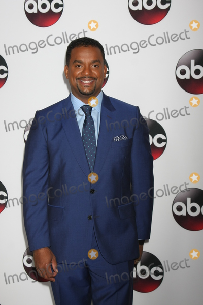 Alfonso Ribeiro Photo - Alfonso Ribeiroat the Disney ABC TV 2016 TCA Party The Langham Huntington Hotel Pasadena CA 01-09-16