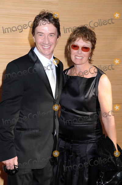 Nancy Dolman Photo - Martin Short and Nancy Dolman at the Opening Night of the LA Opera 2008-09 Season Dorothy Chandler Pavilion Los Angeles CA 09-06-08