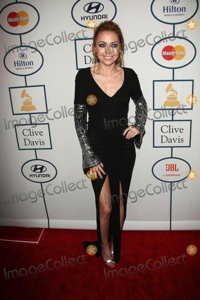 Brandi Cyrus Photo - Brandi Cyrusat the 56th Annual GRAMMY Awards Pre-GRAMMY Gala Beverly Hilton Beverly Hills CA 01-25-14