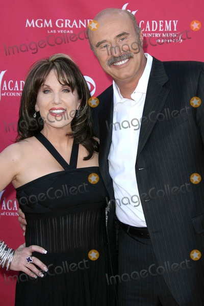 Robin McGraw Photo - Dr Phil McGraw and Robin McGraw arriving at The 43rd Annual Academy Of Country Music Awards MGM Grand Hotel And Casino Las Vegas NV 05-18-08