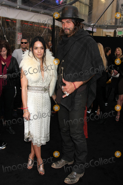 Lisa Bonet Photo - Lisa Bonet Jason Momoa at the Mad Max Fury Road Los Angeles Premiere TCL Chinese Theater Hollywood CA 05-07-15