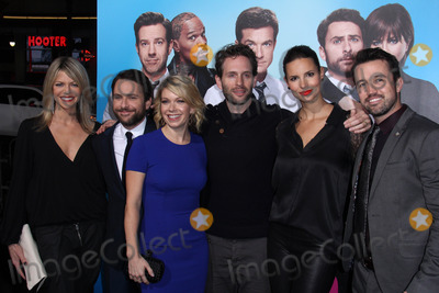 Charlie Day Photo - Kaitlin Olsen Charlie Day Mary Elizabeth Ellis Gelnn Howerton Jill Latiano Rob McElhenneyat the Horrible Bosses 2 Los Angeles Premiere TCL Chinese Theater Hollywood CA 11-20-14