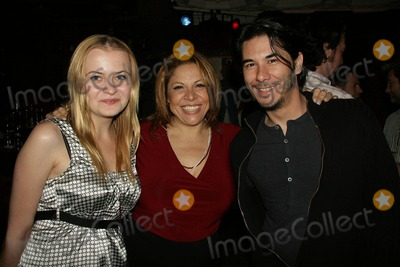 Sophia Santi Photo - Izabela Kurczewska Sophia Santi and James Duvalat the Playback Wrap Party House of Blues West Hollywood CA 04-04-10