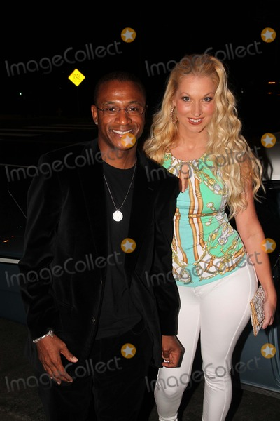 Amanda Moore Photo - Tommy Davidson Amanda Mooreat the Cheech and Chongs Animated Movie Green Carpet Premiere Roxy West Hollywood CA 04-17-13