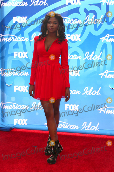 Amber Holcomb Photo - Amber Holcombat the American Idol Season 12 Finale Arrivals Nokia Theater Los Angeles CA 05-16-13