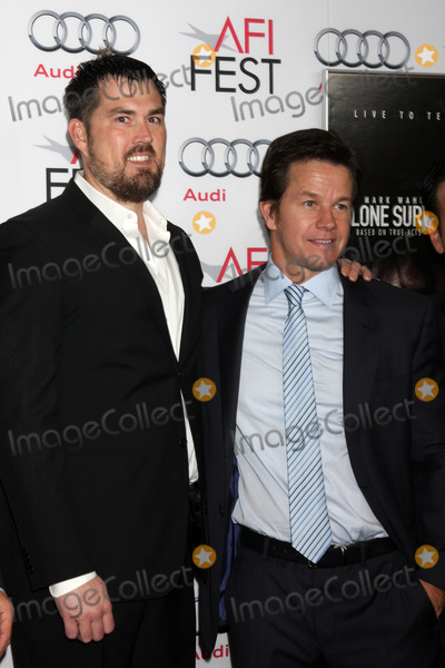 Marcus Luttrell Marcus Luttrell Mark Wahlberg