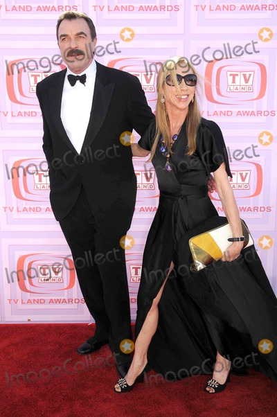Jillie Mack Photo - Tom Selleck and Jillie Mack at the 2009 TV Land Awards Gibson Amphitheatre Universal City CA 04-19-09