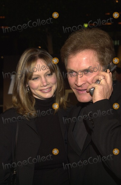 Andrew Stevens Photo - Andrew Stevens and wife Robyn at the premiere of Screen Gems Half Past Dead at Loews Century Plaza Cinema Century City CA 11-07-02