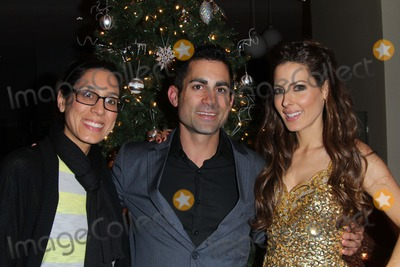 Mike Kasem Photo - Julie Kasem Mike Kasem Kerri Kasemat the James Barbour Holiday Concert Renaissance Hotel Hollywood CA 12-16-11
