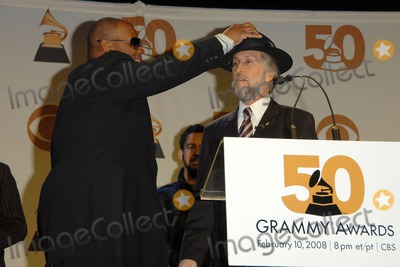 Jimmy Jam Photo - Jimmy Jam and Neil Portnow at the 50th Annual Grammy Award Nominations Henry Fonda Music Box Theater Hollywood CA 12-06-07