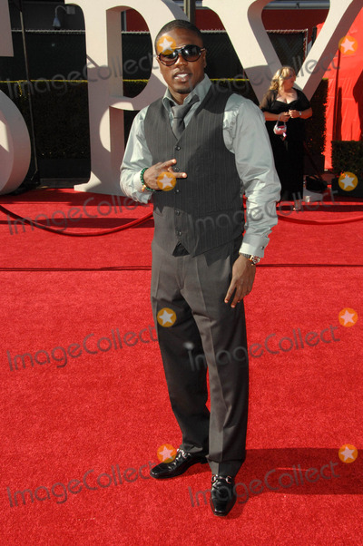 Andre Berto Photo - Andre Berto at the 17th Annual ESPY Awards Nokia Theatre Los Angeles CA 07-15-09