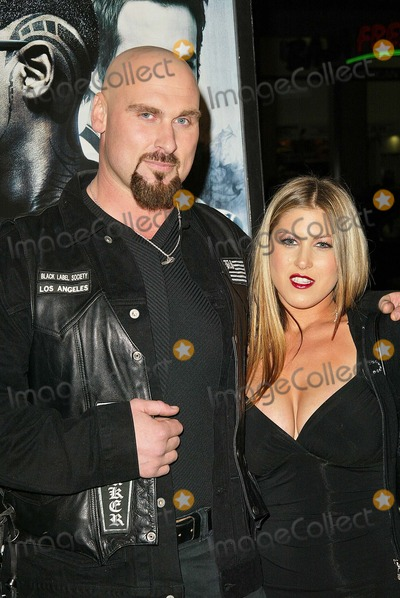 Andrew Bryniarski Photo - Andrew Bryniarski with Wife At the Blade Trinity Los Angeles Premiere Graumans Chinese Theatre Hollywood CA 12-07-04