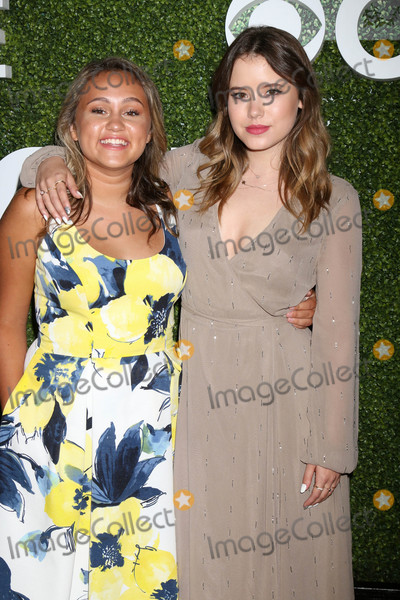 Taylor Spreitler Photo - Mary-Charles Jones Taylor Spreitlerat the CBS CW Showtime Summer 2016 TCA Party Pacific Design Center West Hollywood CA 08-10-16