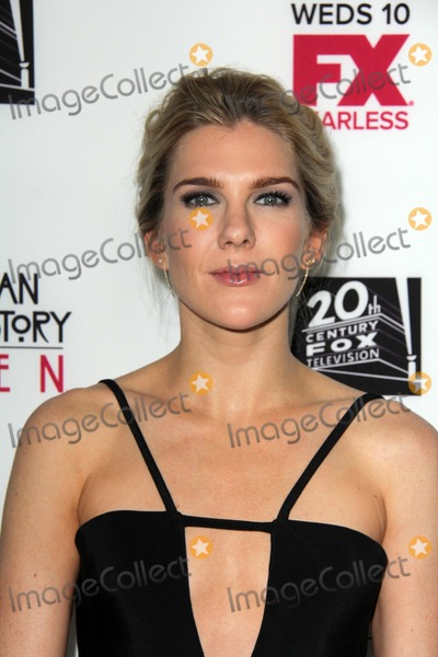 American horror story coven quot red carpet event pacific design center