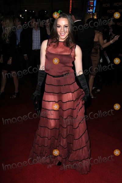 April Billingsley Photo - April Billingsleyat the Phantom Premiere Chinese Theater Hollywood CA 02-27-13