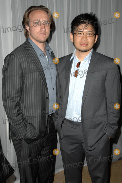 Steve Chen Photo - Chad Hurley and Steve Chen at the 35th Annual Vision Awards Beverly Hilton Hotel Beverly Hills CA 06-12-08