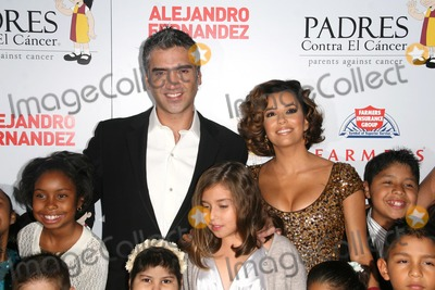 Alejandro Fernandez Photo - Alejandro Fernandez and Eva Longoria Parker at the 8th Annual Padres Contra El Cancers El Sueno De Esperanza Benefit Gala Hollywood and Highland Grand Ballroom Hollywood CA 10-07-08