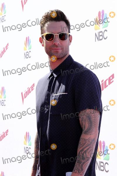 Adam Levine Photo - Adam Levineat The Voice Red Carpet Event Hyde Los Angeles CA 04-21-16