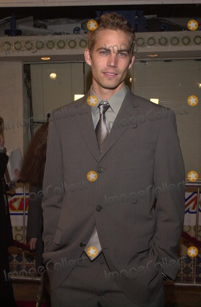 Paul Walker Photo -  Paul Walker at the premiere of Universals THE SKULLS in Westwood 03-27-00