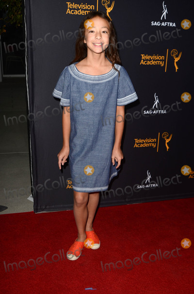 Aubrey Anderson-Emmons Photo - Aubrey Anderson-Emmonsat the Television Academy and SAG-AFTRA Host 4th Annual Dynamic  Diverse Celebration Saban Media Center North Hollywood CA 08-25-16
