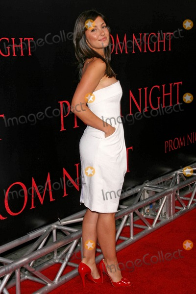 Minka Photo - Minka Kelly at the World Premiere of Prom Night Cinerama Dome Hollywood CA 04-09-08