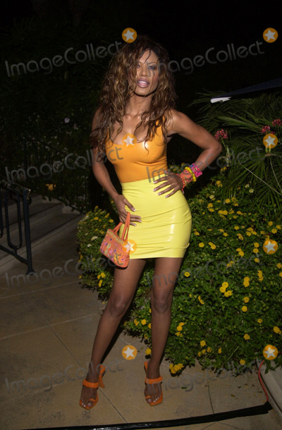Traci Bingham Photo -  Traci Bingham at the Self Magazine party to celebrate their Healthy issue Beverly Hills 10-04-00