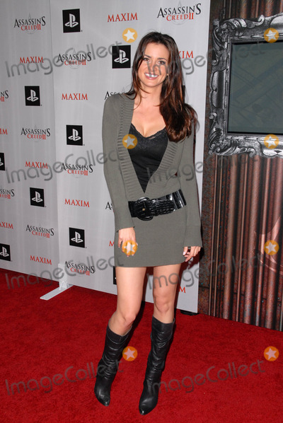 April Rose Photo - April Roseat the MAXIM magazine and Ubisoft launch of Assassins Creed II Voyeur West Hollywood CA 11-11-09