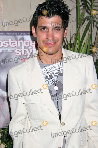 Antonio Rufino Photo - Antonio Rufinoat the Substance  Abuse Magazine Launch Party Aqua Beverly Hills CA 05-07-06