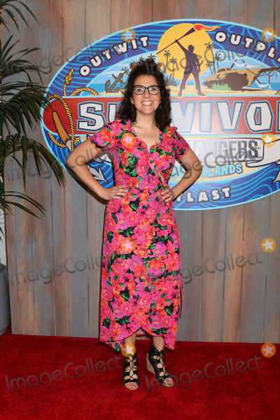 Aubry Bracco Photo - Aubry Braccoat the Survivor Game Changers - Mamanuca Islands Finale CBS Studio Center Studio City CA 05-24-17
