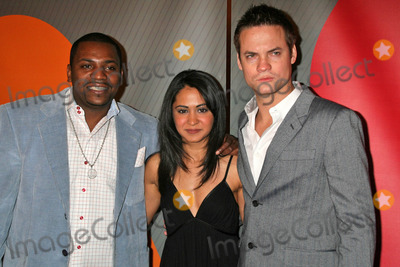 Mekhi Phifer Photo - Mekhi Phifer with Parminder Nagra and Shane Westat the NBC All Star Gala Ritz Carlton Huntington Hotel Pasadena CA 01-17-07
