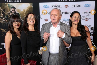 Anthony Hopkins Photo - Anthony Hopkinsat the Thor The Dark World Los Angeles Premiere El Capitan Theater Hollywood CA 11-04-13