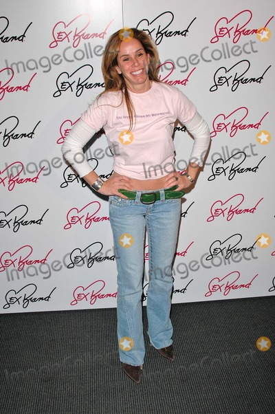 Krista Allen Photo - Melissa Rivers at the Launch Party for Krista Allen Clothing Line Koi West Hollywood CA 12-06-04