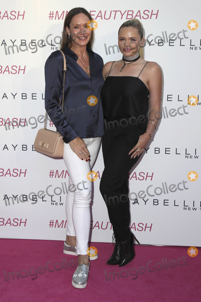 Alli Simpson Photo - Angie Simpson Alli Simpsonat the Maybelline New York Beauty Bash The Line Hotel Los Angeles CA 06-03-16
