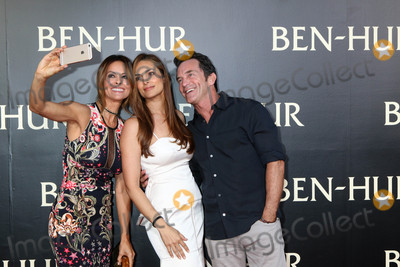 Ann Russell Photo - Brooke Burke-Charvet Lisa Ann Russell Jeff Probstat the Ben-Hur Premiere TCL Chinese Theater IMAX Hollywood CA 08-16-16