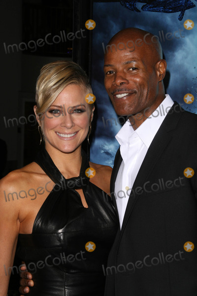 Brittany Daniel Photo - Brittany Daniel Keenen Ivory Wayansat the Skyline Los Angeles Premiere Regal Cinemas Los Angeles CA 11-09-10