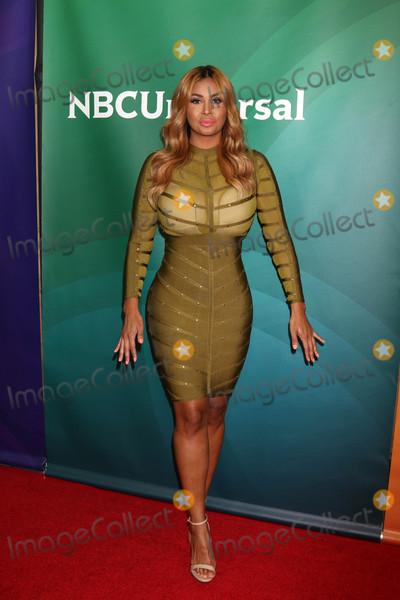 Somaya Reece Photo - Somaya Reeceat the NBC Universal Summer Press Day 2016 Four Seasons Hotel Westlake Village CA 04-01-16
