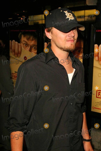 Leo DiCaprio Photo - Leo DiCaprio at the Fahrenheit 911 Special Screenings at the Academy and Music Hall Theatres Beverly Hills CA 06-08-04