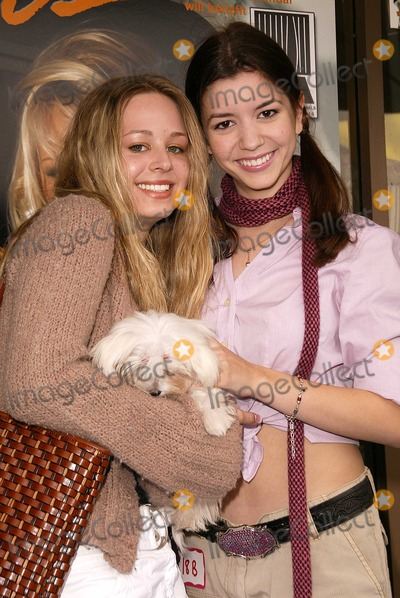 April Gilbert Photo - April Gilbert and Masiela Lusha at the launch of Last Chance for Animals Pets  Celebrities at Pet Mania Burbank CA 11-15-03